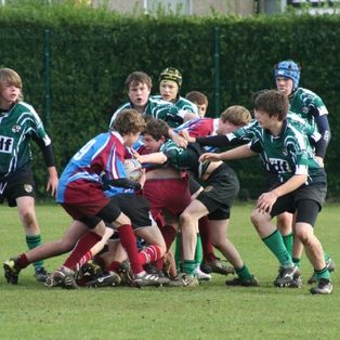 U15 Greenies grind out away win at Hove.