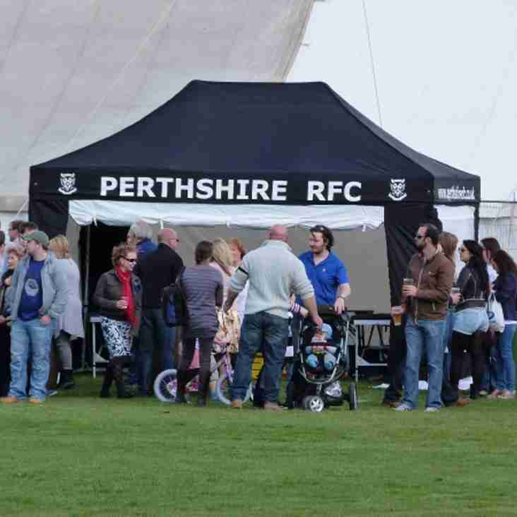 Club Family Day with Senior Double Header at North Inch