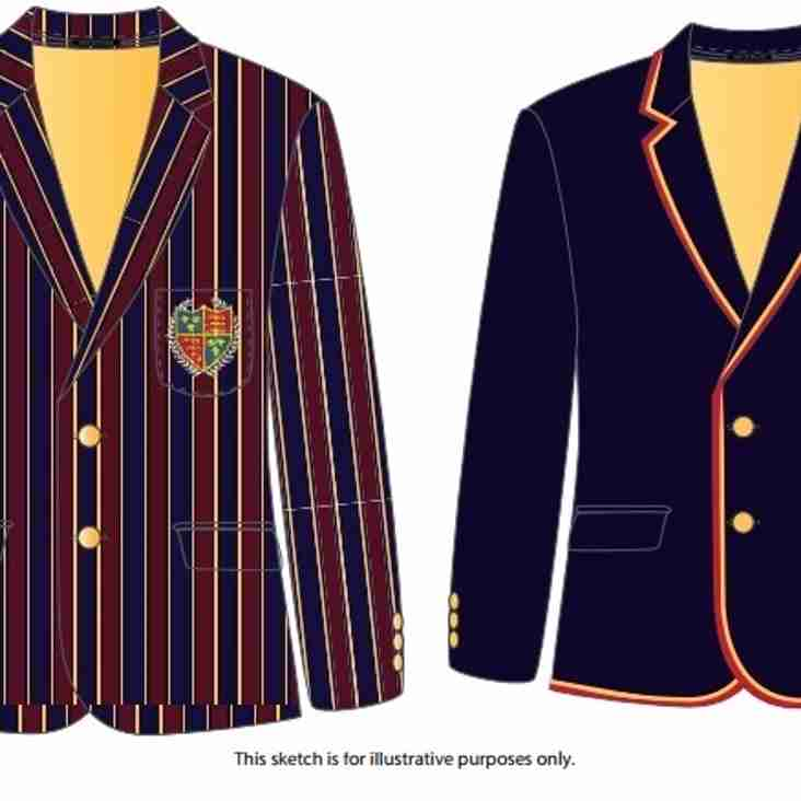 NEW CLUB BLAZER DESIGNS