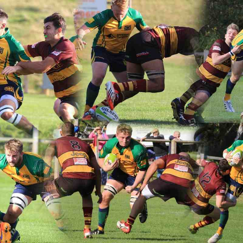 Ampthill -V- Henley Hawks 26.09.2015