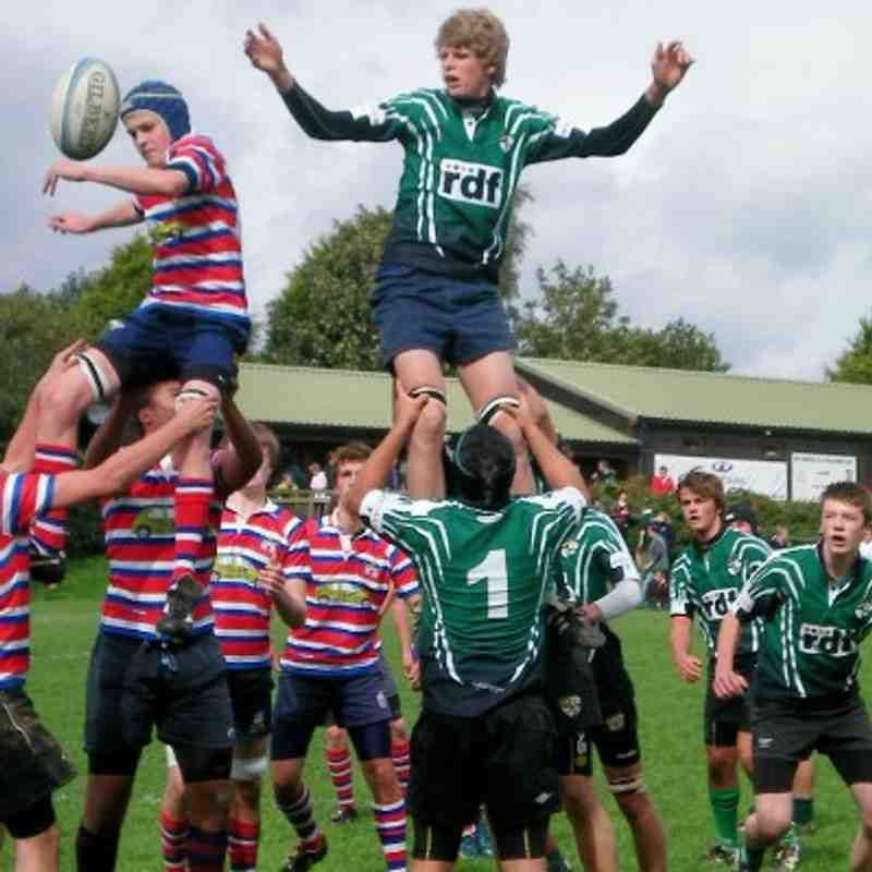 U16s vs Tonbridge 19.9.10