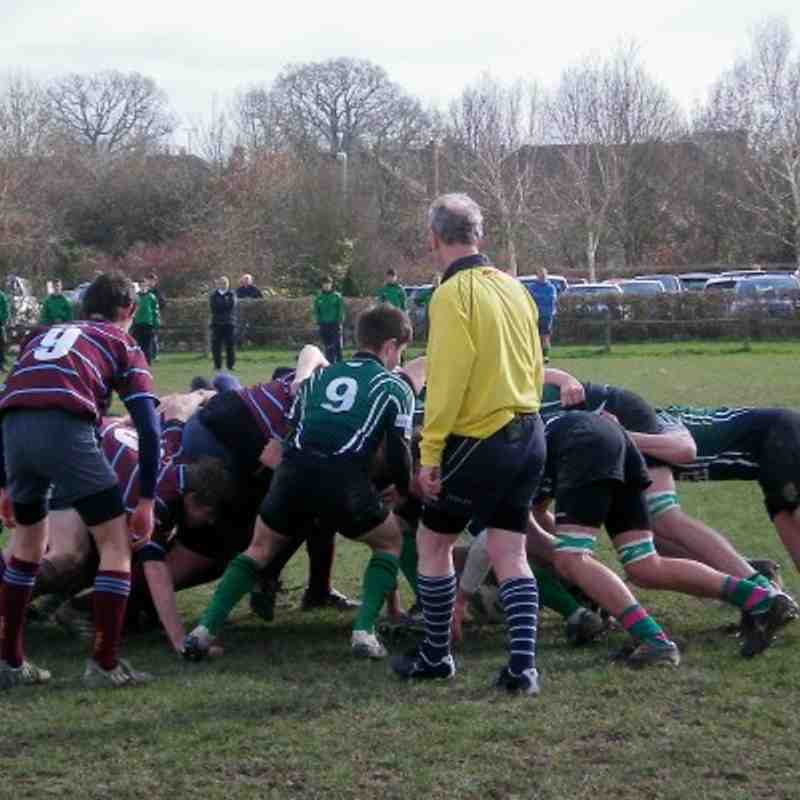 U16s vs Crawley Mar11