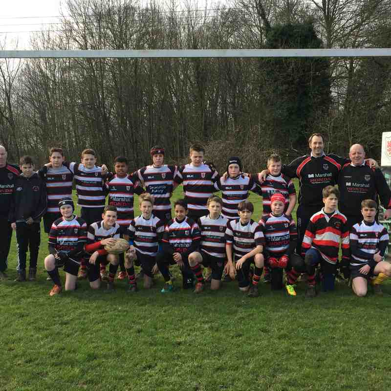 Malton & Norton Under 14's 2017/2018