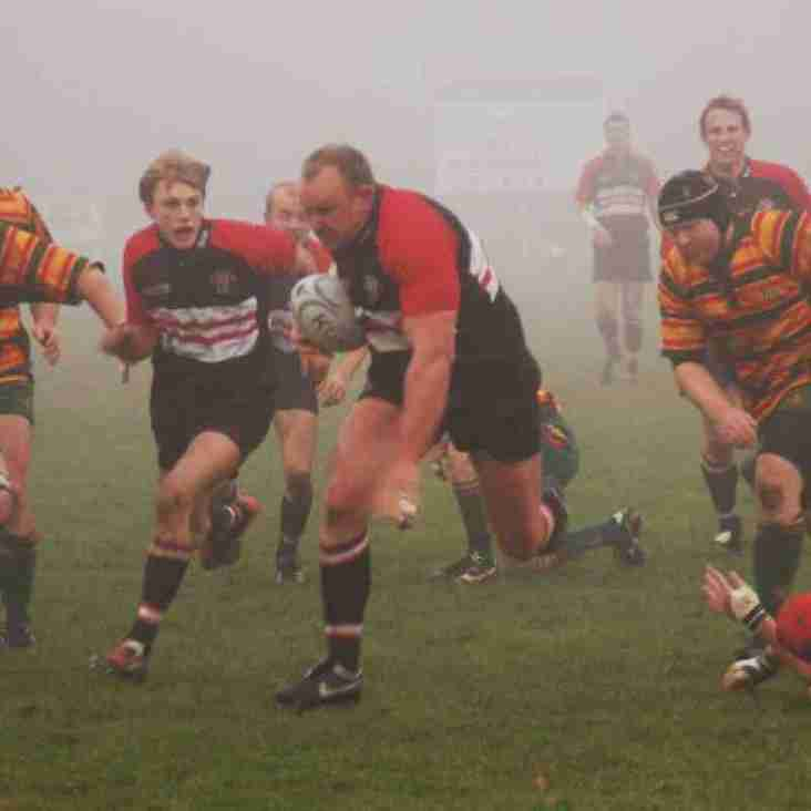 Beavers v Scotty Parkin Invitation XV