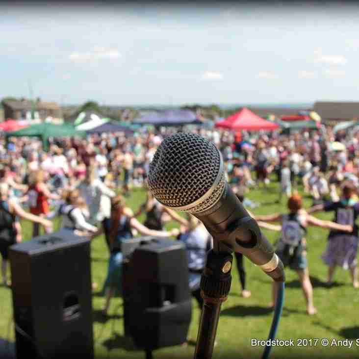 Join the Brodstock organisers