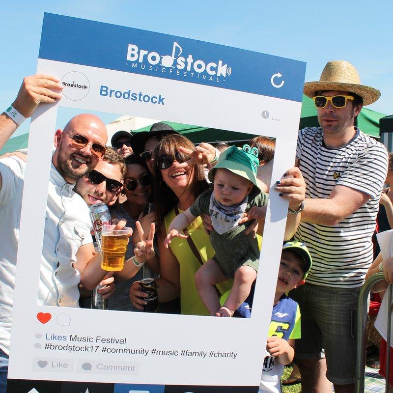 Brodstock Festival Volunteering