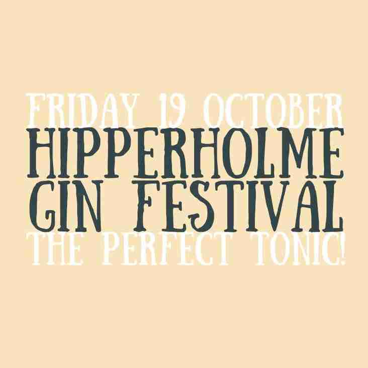 Gin Festival Tickets now SOLD OUT