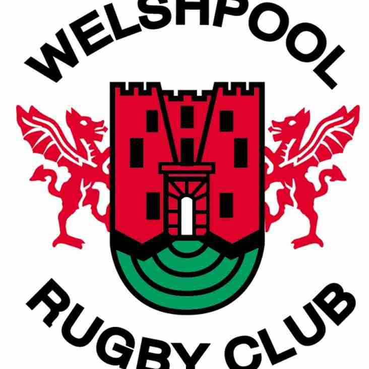 Welshpool Youth 41-36 Flint Youth
