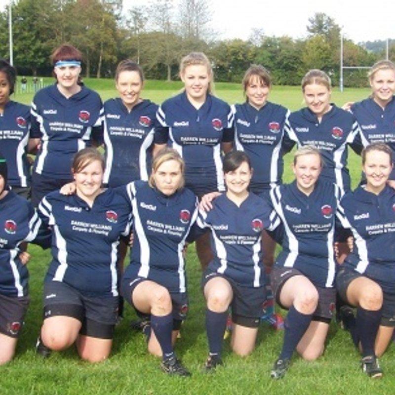 Llangollen & Glyn Ceiriog Ladies 21-20 Welshpool Ladies