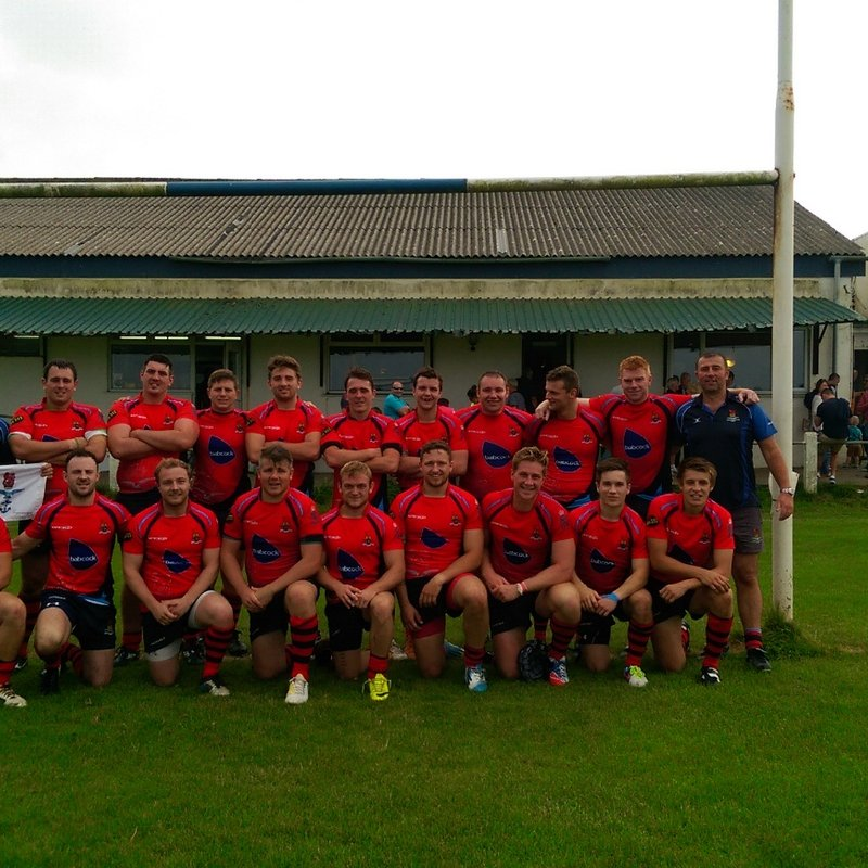 1st XV lose to Sidmouth 23 - 28