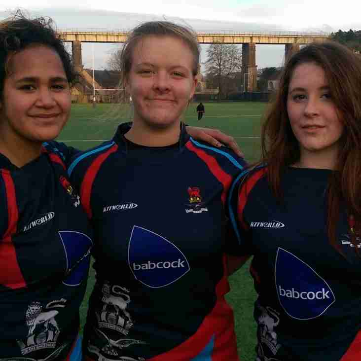 South West U18 Ladies