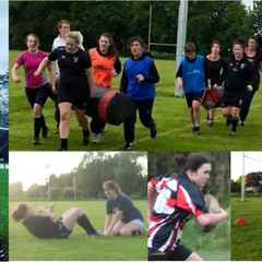 Ladies of Manchester - Get RugbyFit This Summer