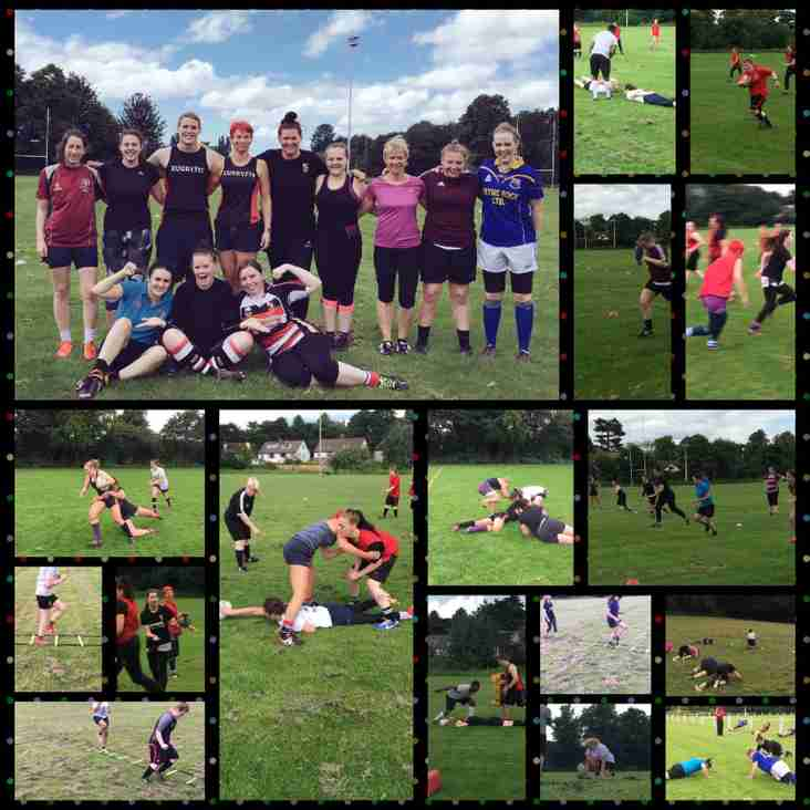 Altrincham Women Get Rio Rugby Fever