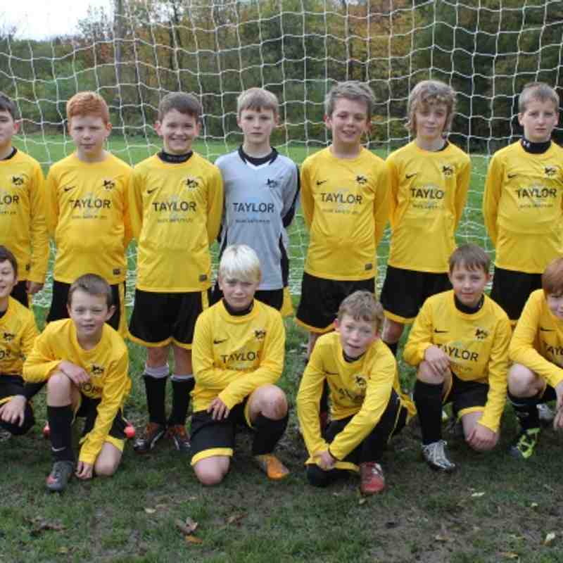 Nothowram U11's Juniors