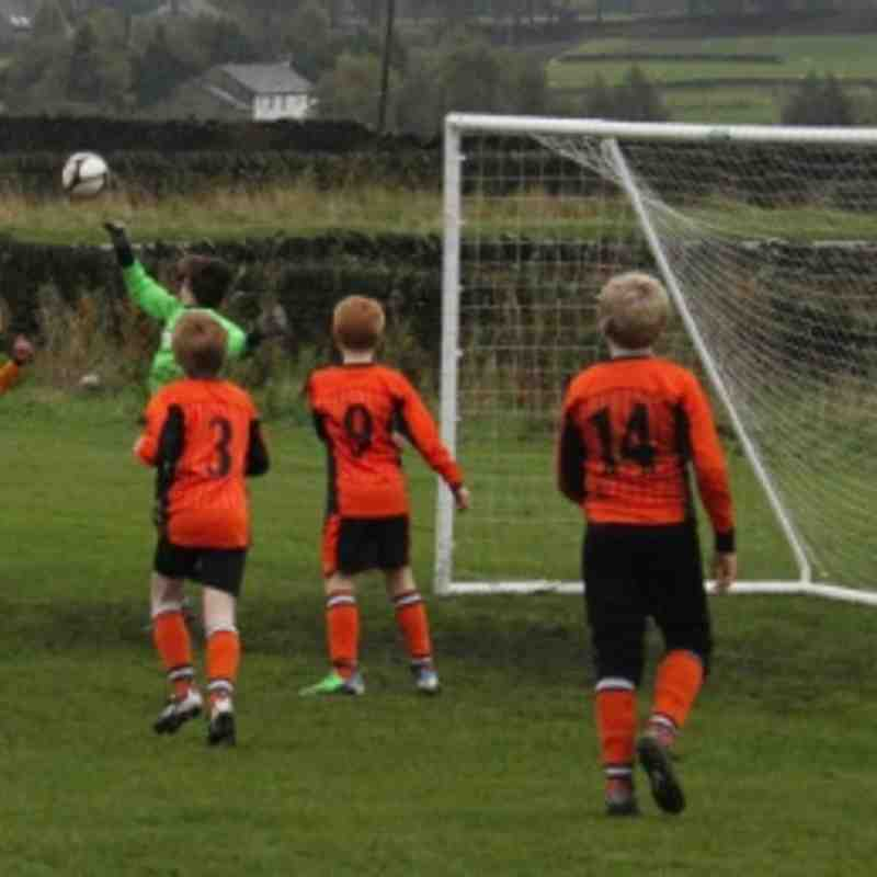 Northowram Bulls U12's vs Hade Edge