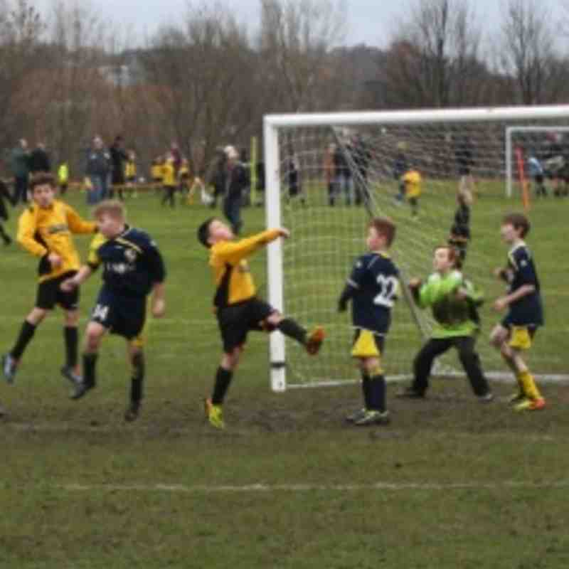 Northowram vs Dewsbury Rangers