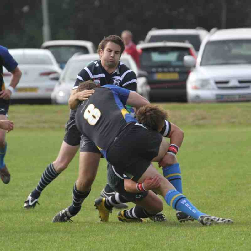 Worthing 2 vs Combe Ex XV