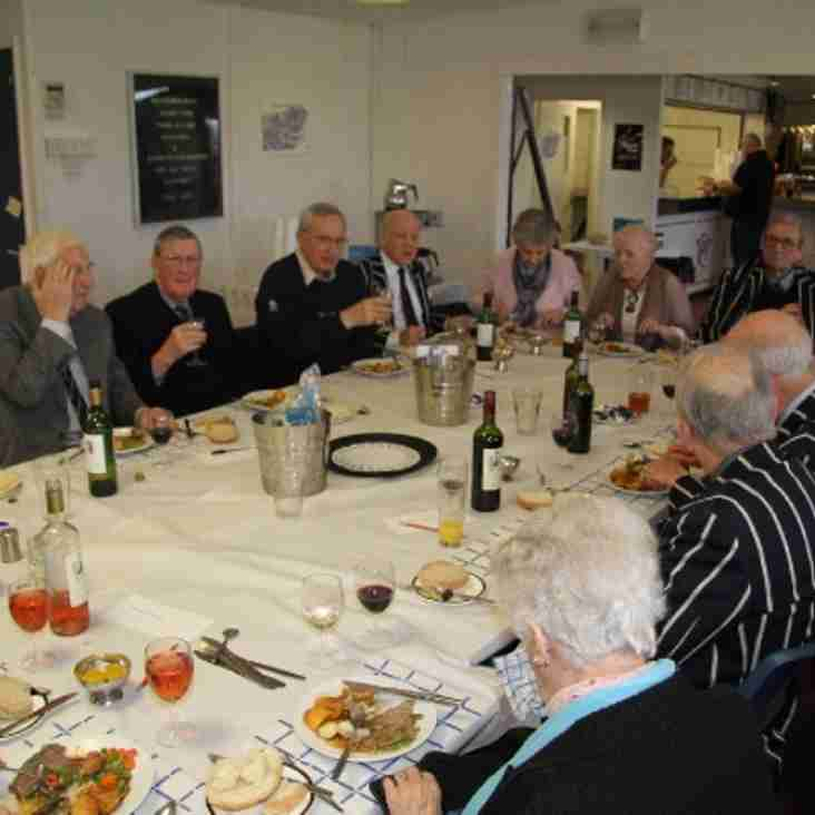 Old Crocks and Supporters Lunch - 1st April