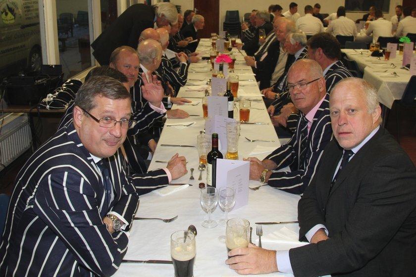 Westcombe Park RFC Club Dinner