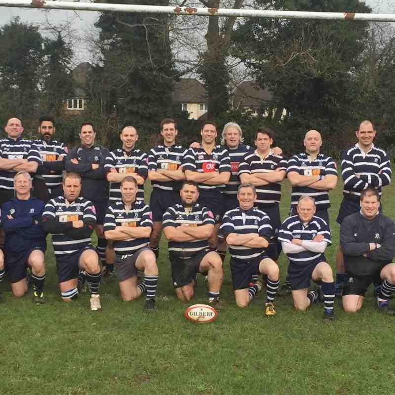 Vets (Over 35's) vs Sevenoaks