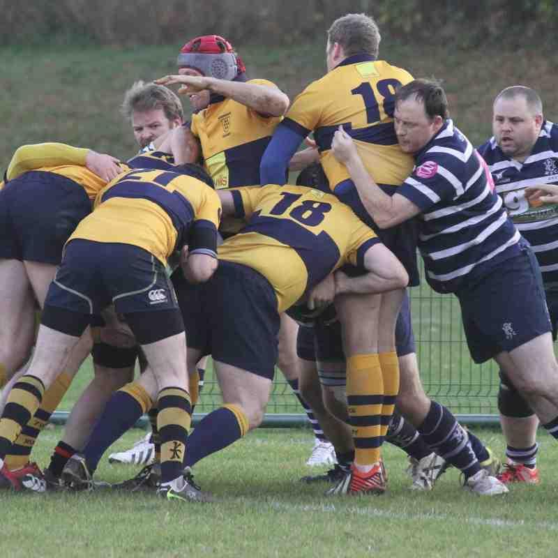 Sevenoaks Vets vs Westcombe Park Vets