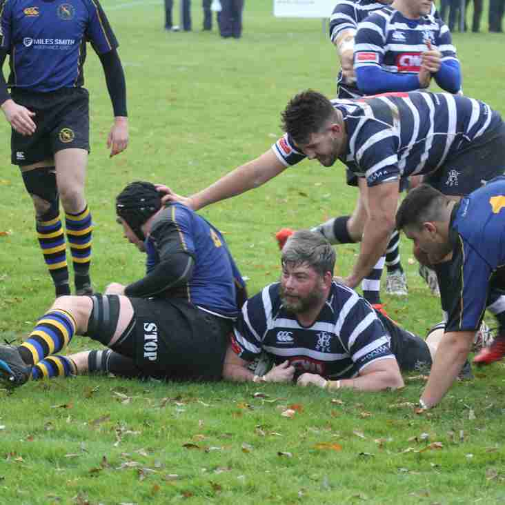 Combe v Hertford today is ON