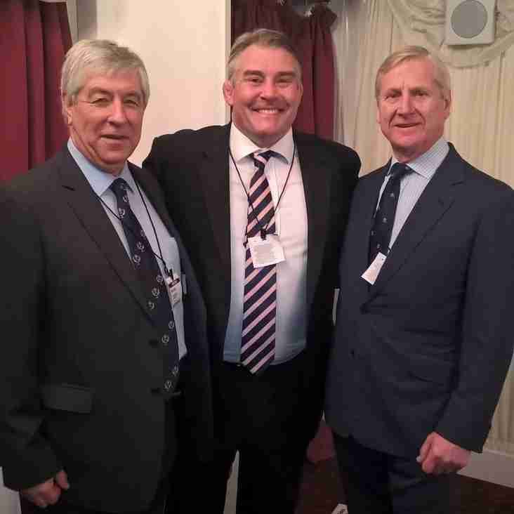 Senior Members of Combe attend House of Lords