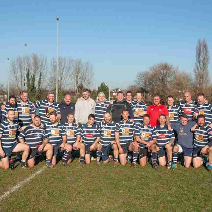 Mighty Vets win bruising encounter at Beckenham