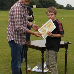 2010 Junior Prize Giving
