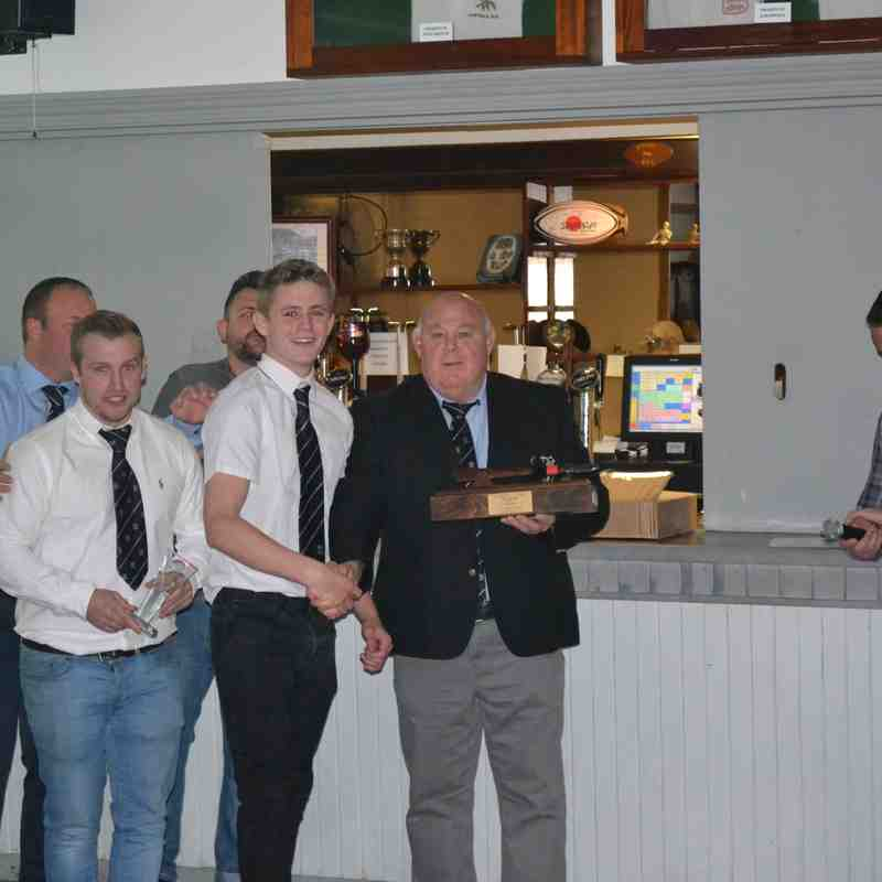 Lydney RFC Youth Presentation Evening 2017