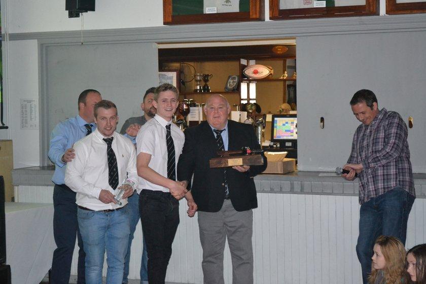 Lydney RFC Youth Presentation Evening 2017