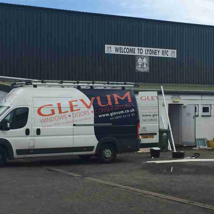 Glevum Windows put Lydney RFC in the frame