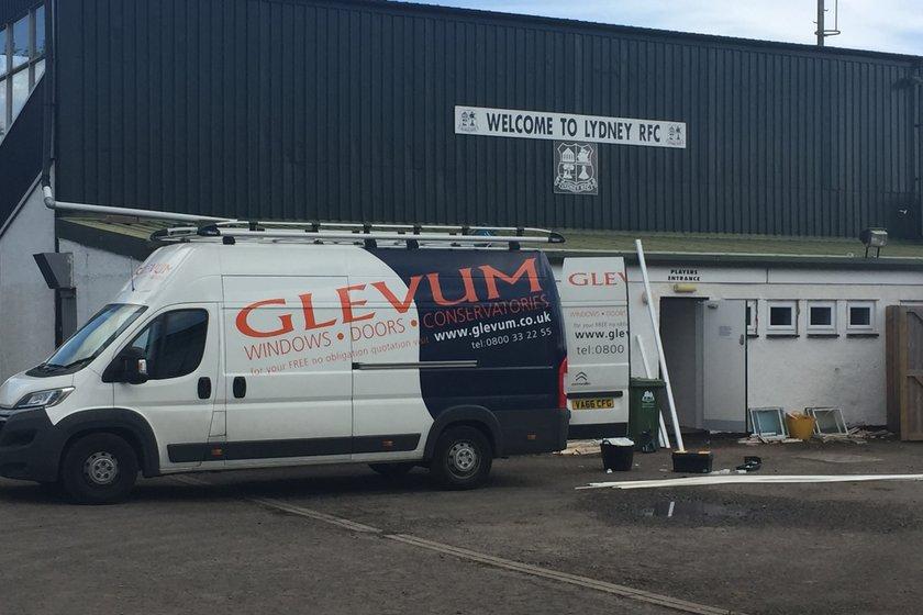 Glevum Windows put Lydney RFC in the frame
