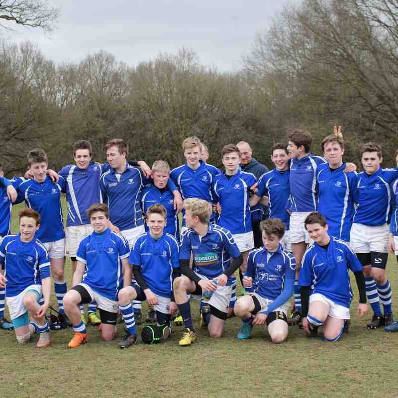 Eastern County Final  20th March 2016