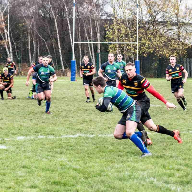 1st's vs West Bridgford 02/12/17