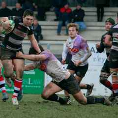 Lydney v Old Centralians. ( National 3 South )
