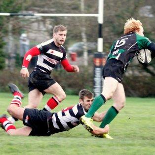 Ivy bridge romp to easy victory over Severnsiders
