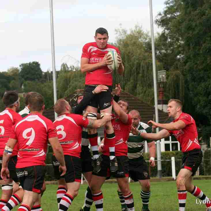 Lydney United XV Match Report