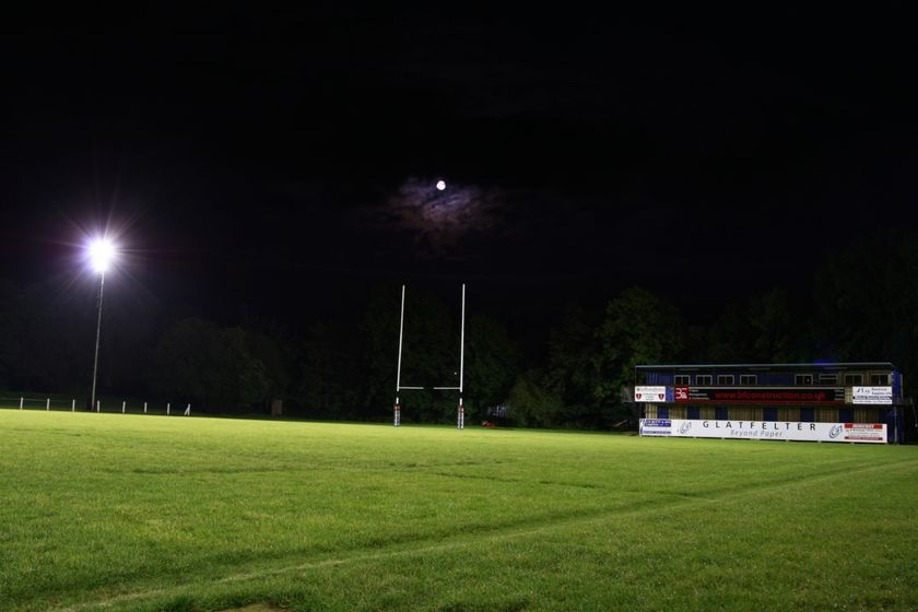 Rugby at Regentsholme.( December 2016 )