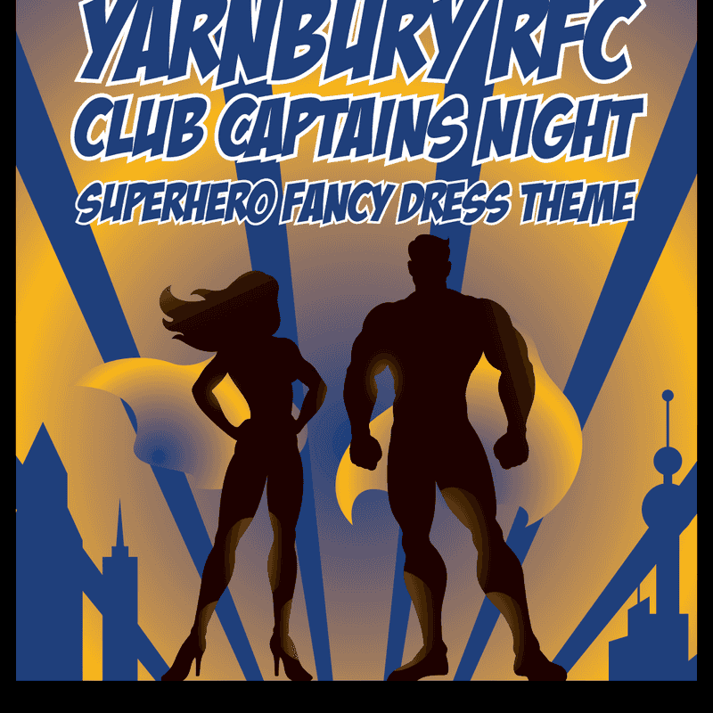 Yarnbury Club Captains Night