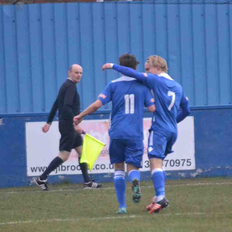 Farsley FC v Ossett Albion - 27th Feb