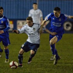 Farsley v Guiseley 10th Jan 17