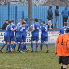 Farsley FC v Glossop North End