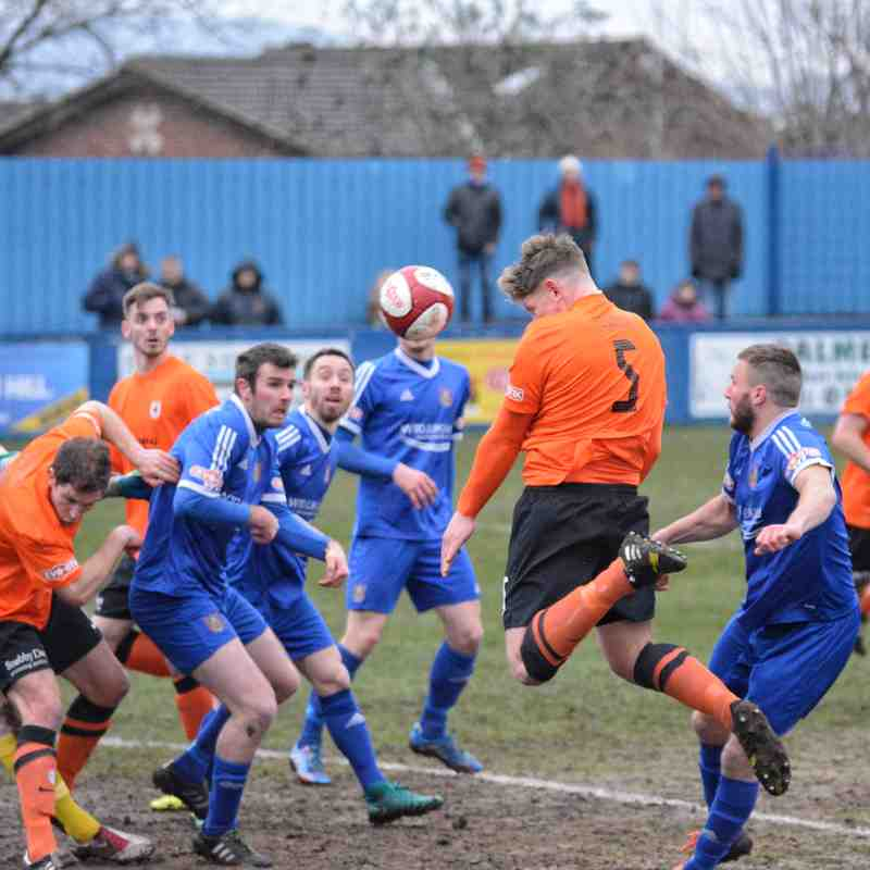 Farsley FC v Glossop North End