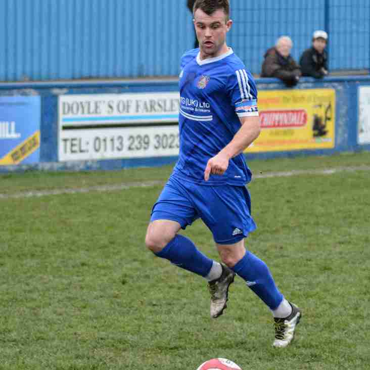 Ryan Watson re-signs for 2017/18