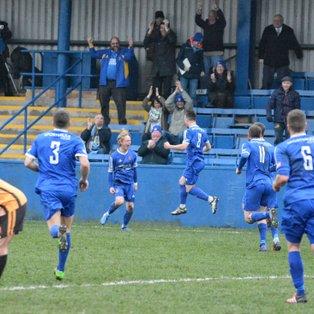 Report: Farsley Celtic 4-0 Radcliffe Borough