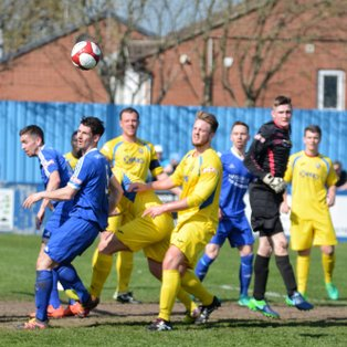 Report: Mossley 0-2 Farsley Celtic