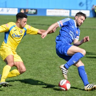 Report: Bamber Bridge 2-0 Farsley Celtic