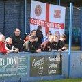 Report: Farsley Celtic 0-2 Ossett Town