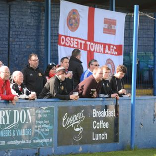 Report: Farsley Celtic 0-2 Ossett Town